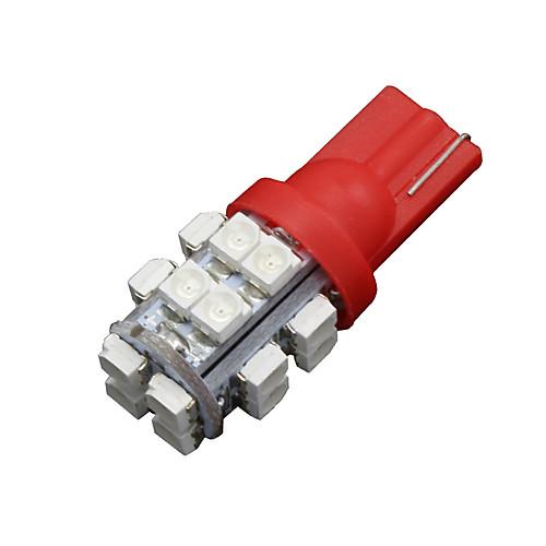 SO.K 4шт T10 Автомобиль Лампы SMD 3528 150 lm Лампа поворотного сигнала For Универсальный цена