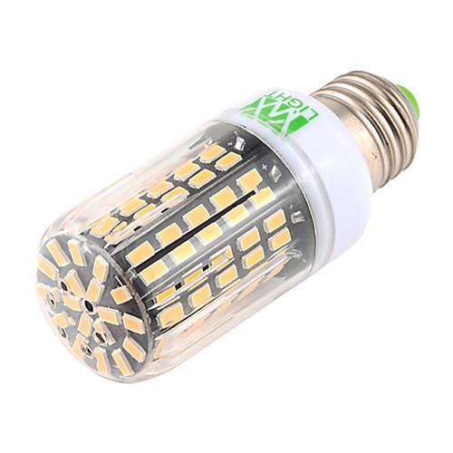 YWXLIGHT 10W 800-1000lm E26 / E27 LED лампы типа Корн T 108 Светодиодные бусины SMD 5733 Декоративная Тёплый белый Холодный белый цена