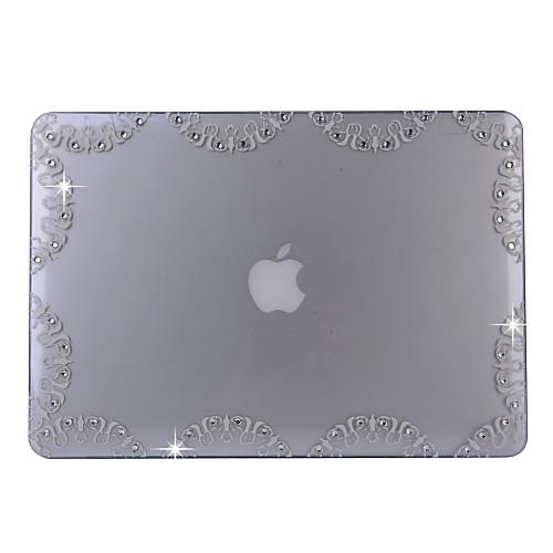 MacBook Кейс для Полноразмерные чехлы Сплошной цвет Прозрачный пластик MacBook Pro, 15 дюймов MacBook Air, 13 дюймов MacBook Pro, 13 чехлы для планшетов 10 дюймов украина