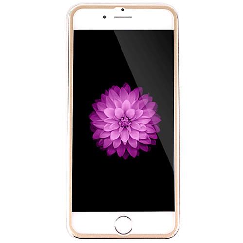 Защитная плёнка для экрана Apple для iPhone 6s iPhone 6 Титановый сплав Закаленное стекло 1 ед. Защитная пленка для экрана аксессуар защитная плёнка monsterskin 360 s clear для apple iphone 6 plus