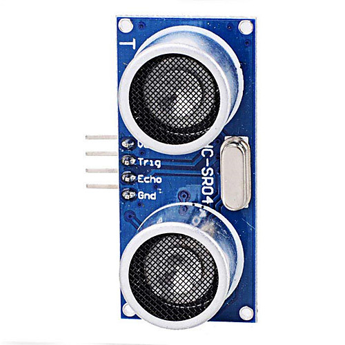 HC-SR04 измерительный модуль Ультразвуковой датчик расстояния - синий