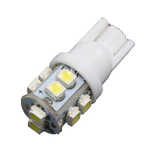 SO.K 10 шт. T10 Автомобиль Лампы 2 W SMD 3528 100 lm 10 Светодиодная лампа Лампа поворотного сигнала For Универсальный цена