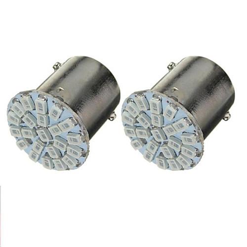 2pcs 1157 / 1156 Автомобиль Лампы 1.5W 110lm Лампа поворотного сигнала For Универсальный цена