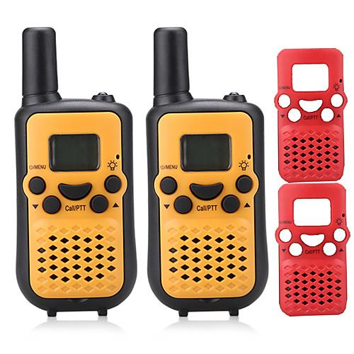 T899C Радиотелефон Для ношения в руке VOX Шифрование CTCSS/CDCSS LCD Сканер Обзор 3 - 5 км 3 - 5 км 8 AAA 0.5W Walkie Talkie радиотелефон