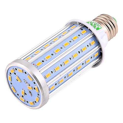 YWXLIGHT 25W 2000-2200lm E26 / E27 LED лампы типа Корн T 72 Светодиодные бусины SMD 5730 Декоративная Тёплый белый Холодный белый цена