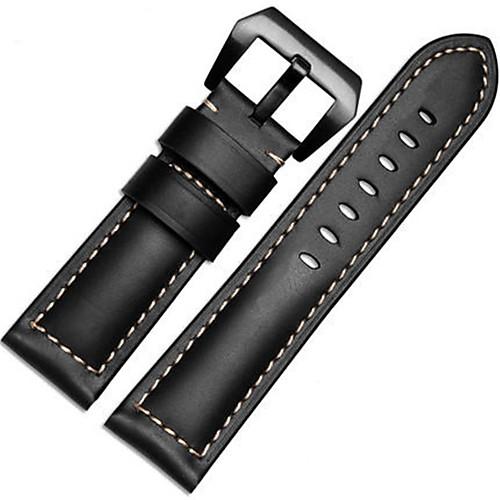 Купить со скидкой Ремешок для часов для Fenix 5x Plus / Fenix 3 HR / Fenix 3 Garmin Спортивный ремешок Металл / Кожа П