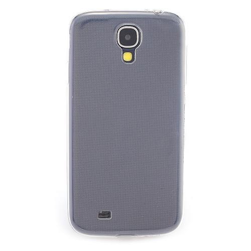 Кейс для Назначение SSamsung Galaxy Samsung Galaxy S7 Edge Прозрачный Кейс на заднюю панель Сплошной цвет ТПУ для S7 edge plus S7 edge S7 все цены
