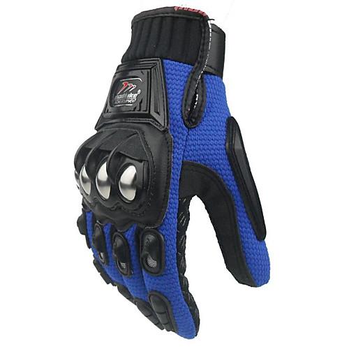 сумасшедшие мотоциклы перчатки сплав защитные для езды / гонок / внедорожники мотоциклы перчатки