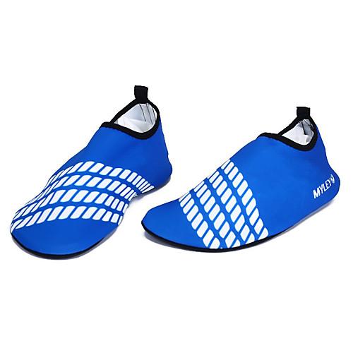 Обувь для плавания Не требуется никаких инструментов Плавание, Дайвинг Лайкра - для Желтый / Красный / Синий