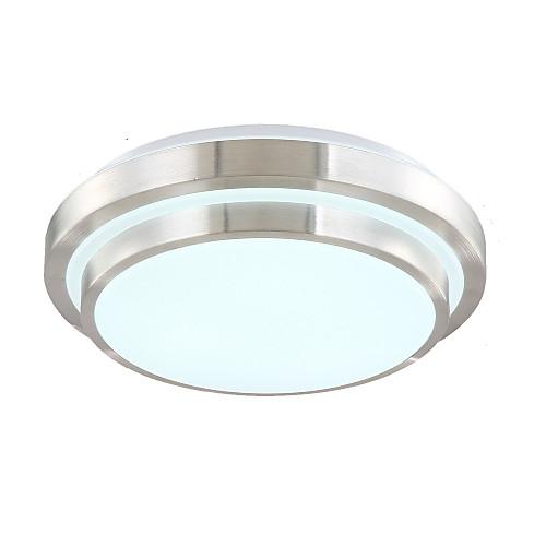 Модерн Монтаж заподлицо Рассеянное освещение - LED, 90-240 Вольт, Теплый белый Холодный белый Диммируемый с дистанционным управлением, люстры