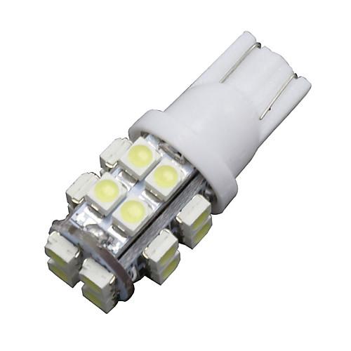SO.K 6шт T10 Автомобиль Лампы SMD 3528 150 lm Лампа поворотного сигнала For Универсальный цена