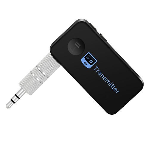 Купить со скидкой Bluetooth передатчик музыки аудио стерео с 3,5 мм аудио выход для блютуз динамиков или наушников