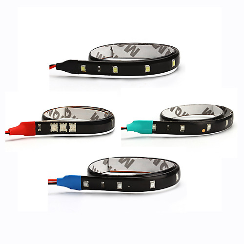 ZIQIAO 2pcs Автомобиль Лампы 1.5W 70lm Светодиодная лампа Внутреннее освещение лампы освещение