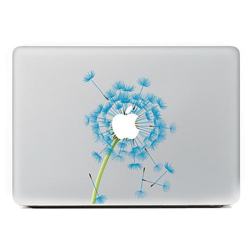 1 ед. Наклейки для Защита от царапин Цветы Узор PVC MacBook Pro 15'' with Retina MacBook Pro 15 '' MacBook Pro 13'' with Retina MacBook