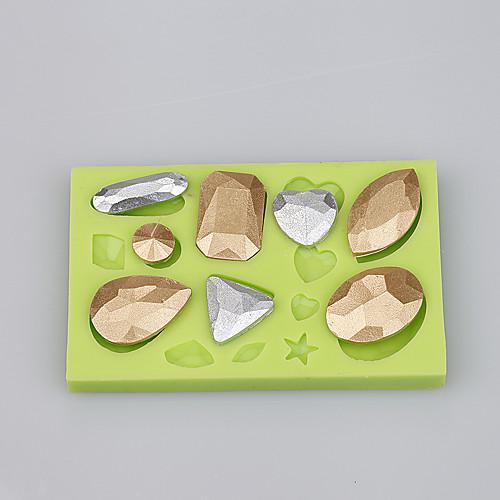 Формы для пирожных Лед Шоколад Cupcake Печенье Торты Силикон Экологичные Своими руками Высокое качество Мода Инструмент выпечки Украшать