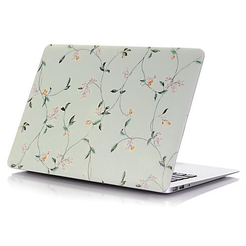 MacBook Кейс Полноразмерные чехлы Цветы пластик для MacBook Pro, 15 дюймов / MacBook Air, 13 дюймов / MacBook Pro, 13 дюймов
