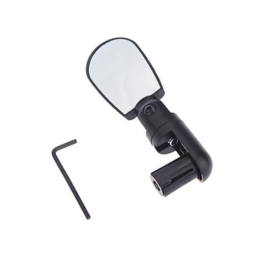 Зеркало велосипеда Handlerbar Функция вращения, Полет с возможностью вращения на 360 градусов, Легкие материалы Велосипедный спорт /