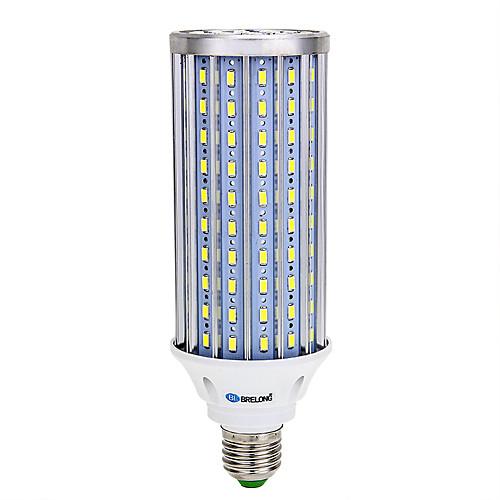 BRELONG 30W 3000lm E26 / E27 B22 LED лампы типа Корн T 160 Светодиодные бусины SMD 5730 Декоративная Тёплый белый Холодный белый 85-265V цена