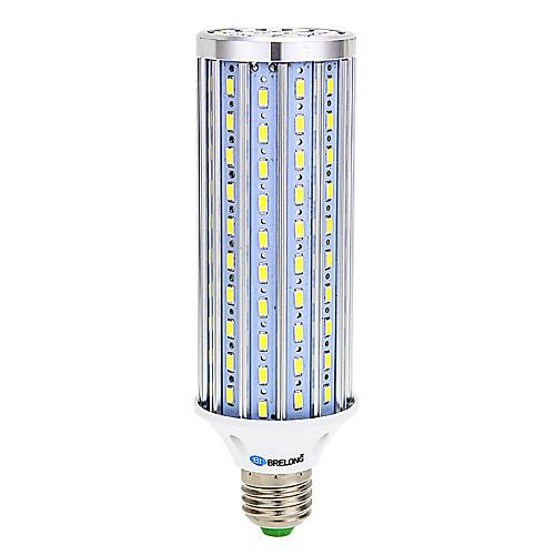 BRELONG 25W 2500lm E14 E26 / E27 B22 LED лампы типа Корн T 140 Светодиодные бусины SMD 5730 Декоративная Тёплый белый Холодный белый цена