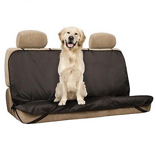 Собака Чехол для сидения автомобиля Животные Коврики и подушки Однотонный Водонепроницаемость Складной Черный Для домашних животных горки и сидения для ванн luma подставка для купания анатомическая