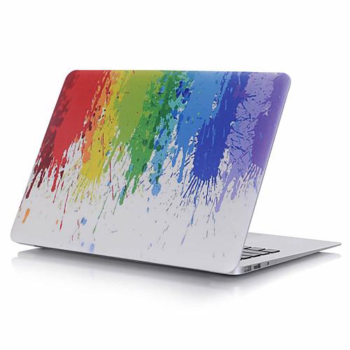 MacBook Кейс для Полноразмерные чехлы Масляный рисунок пластик MacBook Pro, 15 дюймов MacBook Air, 13 дюймов MacBook Pro, 13 дюймов чехлы для планшетов 10 дюймов украина