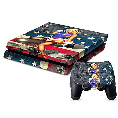 B-SKIN PS4 Сумки, чехлы и накладки - PS4 Оригинальные #