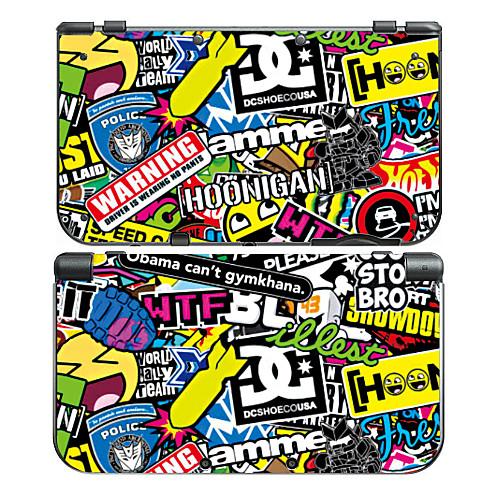 B-SKIN NEW3DSLL USB Сумки, чехлы и накладки Стикер - Nintendo Новый 3DS LL (XL) Оригинальные Беспроводной # кран truper ll jar b 2 13147
