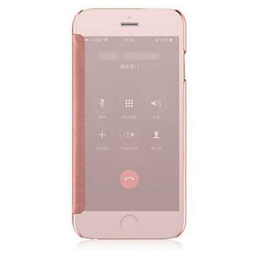Кейс для Назначение iPhone 5 Apple iPhone X iPhone X iPhone 8 iPhone 8 Plus Кейс для iPhone 5 Покрытие Зеркальная поверхность Флип Чехол точные копии iphone 5 в ульяновске