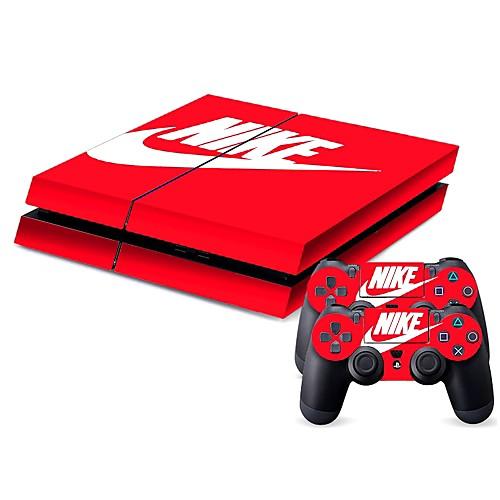 B-SKIN PS4 Сумки, чехлы и накладки Назначение PS4 , Оригинальные Сумки, чехлы и накладки ПВХ Ед. изм