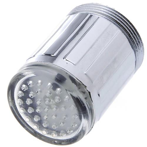 Водяной смеситель с подсветкой