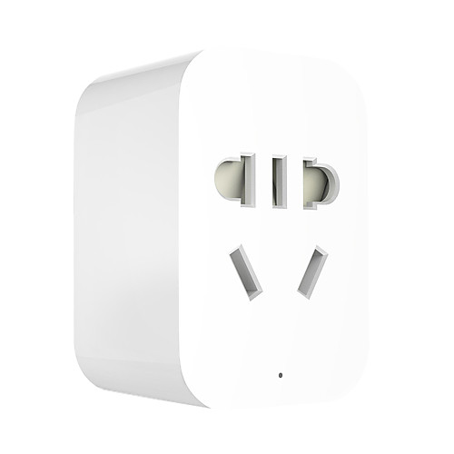 Original Xiaomi Mi Smart WiFi Socket - ZigBee Version APP Remote Control Timing Plug Electricity Statistics Protection