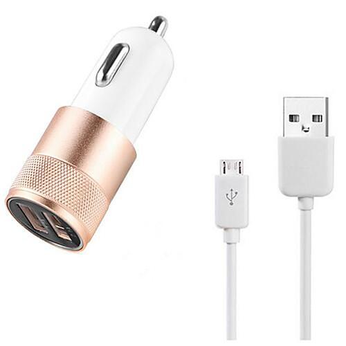 Автомобильное зарядное устройство Телефон USB-зарядное устройство Универсальный Зарядное устройство и аксессуары Несколько портов 2 USB cabos usb cавтомобильное зарядное устройство с зажигалкой