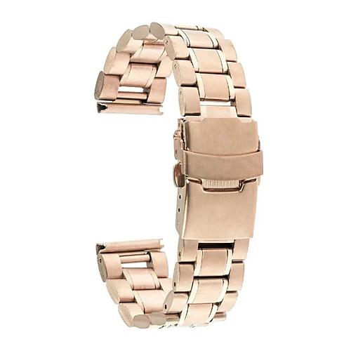 Ремешок для часов для Gear S2 Gear S2 Classic Samsung Galaxy Классическая застежка Современная застежка Металл Нержавеющая сталь Повязка 2016 new hot stainless steel watch band for samsung galaxy gear s2 classic sm r732 reloj mujer marcas famosas