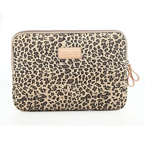 Рукава для Чехол Леопардовый принт текстильный MacBook Air, 13 дюймов MacBook Pro, 13 дюймов MacBook Air, 11 дюймов Macbook MacBook Pro, чехлы для планшетов 10 дюймов украина