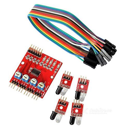 все цены на Фабрика OEM Arduino Для Arduino Плата Движение