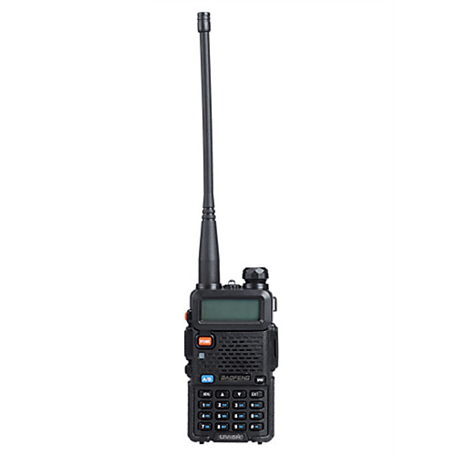 Baofeng uv5r 1,5 ЖК-5W 136 ~ 174 МГц / 400 ~ 480MHz Dual Band Walkie Talkie с 1-светодиодный фонарик (США Plug) baofeng uv 5ra 1 5 lcd 5w dual band 128 ch walkie talkie w 1 led flashlight blue