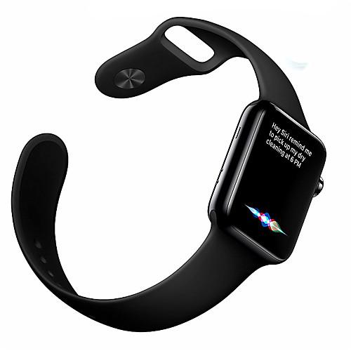 Ремешок для часов для Apple Watch Series 4/3/2/1 Apple Спортивный ремешок Фторэластомер Повязка на запястье