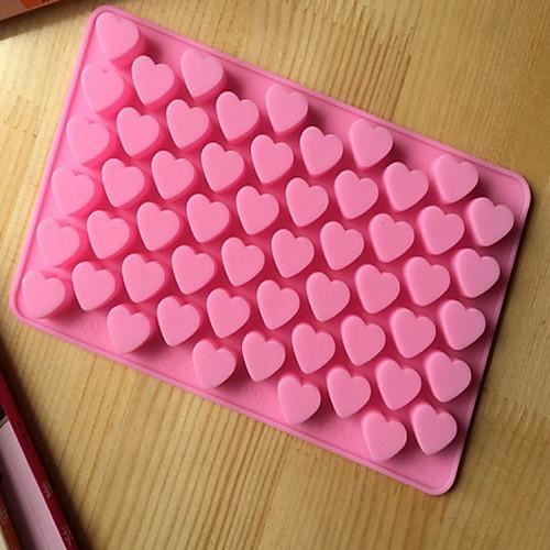 силиконовые Формы для выпечки в форме сердца для выпечки формы для шоколада см-87
