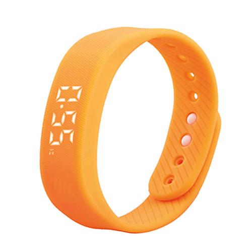 Умный браслет T5 for Microsoft Windows Защита от влаги / Израсходовано калорий / Педометры / Длительное время ожидания / > 480 / Спорт