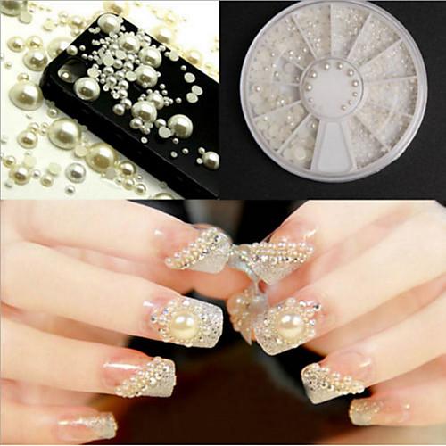 1 pcs Украшения для ногтей / Декоративные наборы Мода Повседневные Дизайн ногтей