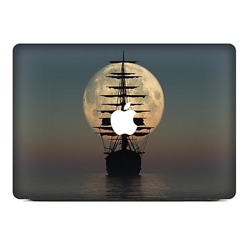 1 ед. Наклейки для Защита от царапин Пейзаж Узор PVC MacBook Pro 15'' with Retina MacBook Pro 15 '' MacBook Pro 13'' with Retina MacBook накладка daav для macbook air 13 retina оранжевый