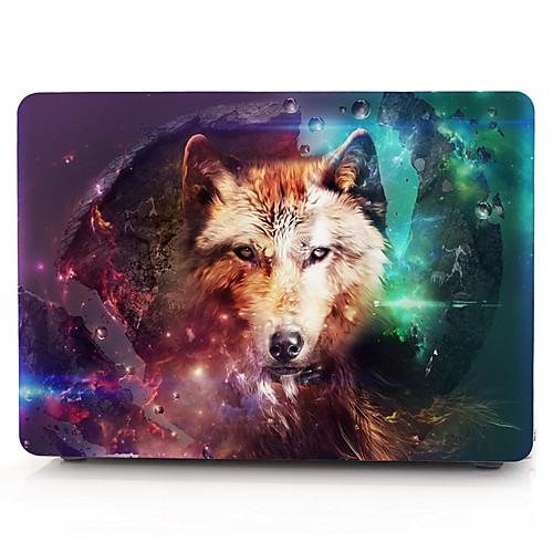 MacBook Кейс / Сумки для портативных компьютеров Животное пластик для MacBook Air, 13 дюймов / MacBook Pro, 13 дюймов / MacBook Air, 11 все цены