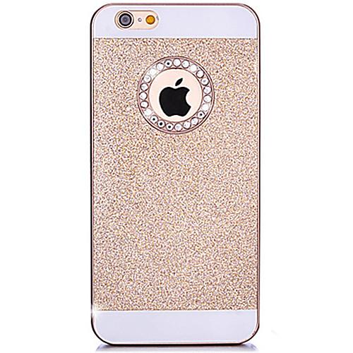 Назначение iPhone X iPhone 8 iPhone 7 iPhone 7 Plus iPhone 6 iPhone 6 Plus Кейс для iPhone 5 Чехлы панели Стразы Задняя крышка Кейс для аксессуар крышка задняя iridium for iphone 6 plus 5 5 inch black