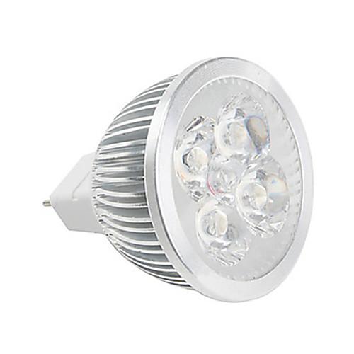 400-450lm GU5.3(MR16) Точечное LED освещение MR16 Светодиодные бусины Высокомощный LED Тёплый белый Холодный белый 85-265V 12V цена