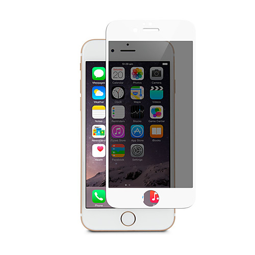 Защитная плёнка для экрана Apple для iPhone 6s Plus iPhone 6 Plus Закаленное стекло 1 ед. Защитная пленка для экрана 2.5D закругленные аксессуар защитная плёнка monsterskin 360 s clear для apple iphone 6 plus