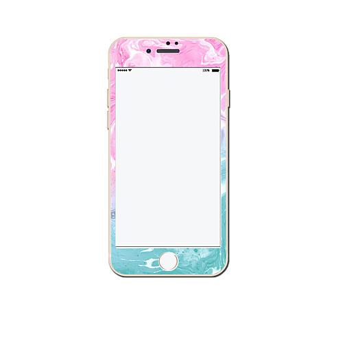 Защитная плёнка для экрана Apple для iPhone 6s Plus iPhone 6 Plus Закаленное стекло 1 ед. Защитная пленка для экрана Узор аксессуар защитная плёнка monsterskin 360 s clear для apple iphone 6 plus