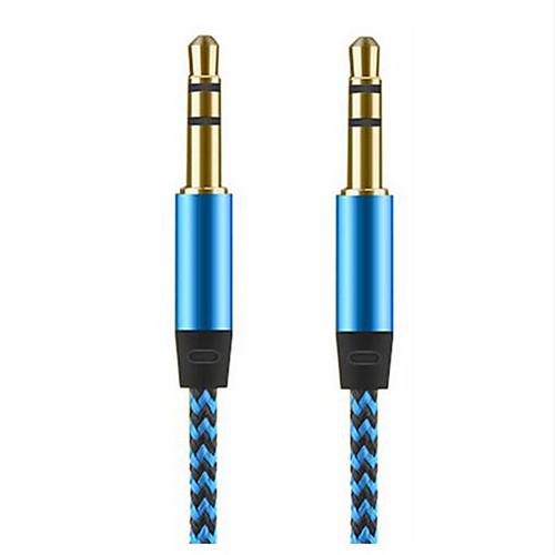 3,5 мм аудио разъем 3,5 мм аудио разъем to 3,5 мм аудио разъем 1.0m (3FT)