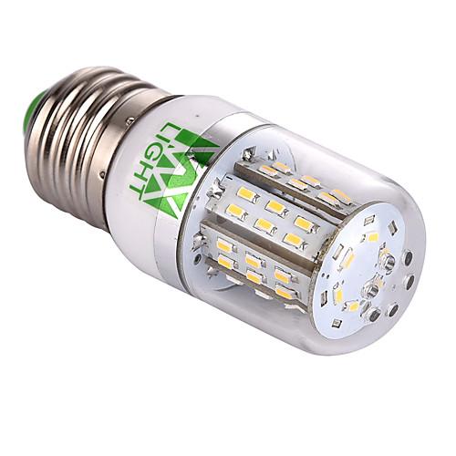 YWXLIGHT 300lm E26 / E27 LED лампы типа Корн T 48 Светодиодные бусины SMD 3014 Декоративная Тёплый белый Холодный белый цена