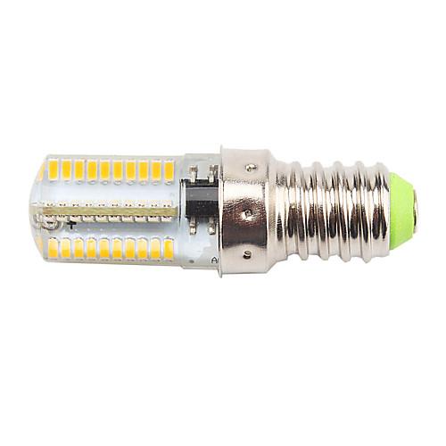 450lm E14 LED лампы типа Корн T 80 Светодиодные бусины SMD 3014 Диммируемая Декоративная Тёплый белый Холодный белый 110-130V 220-240V