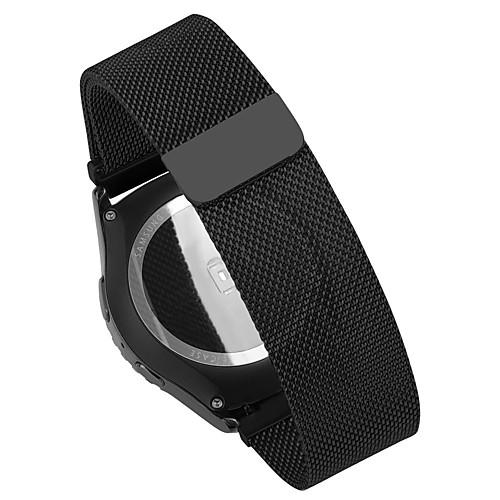 Купить со скидкой Ремешок для часов для Huawei Watch / Withings Activité / Withings Activité Steel Huawei Миланский ре